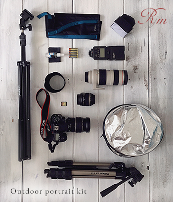 Portrait Photography kit