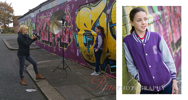 Children's location photography newcastle