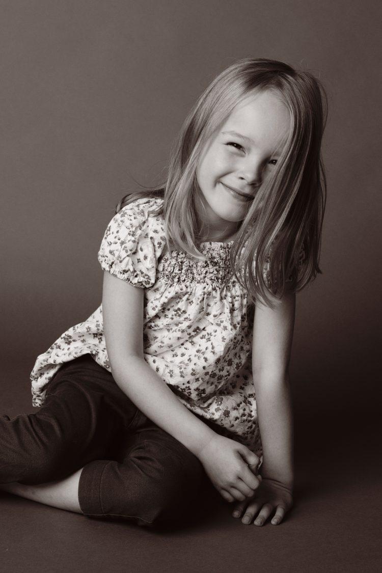 Children's portrait photographer Morpeth by RJM Photography