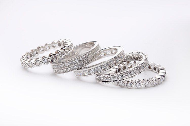 Jewellery studio photography in Morpeth Northumberland