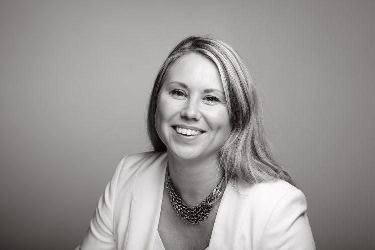 corporate headshot in the studio by Rachel McClumpha RJM Photography