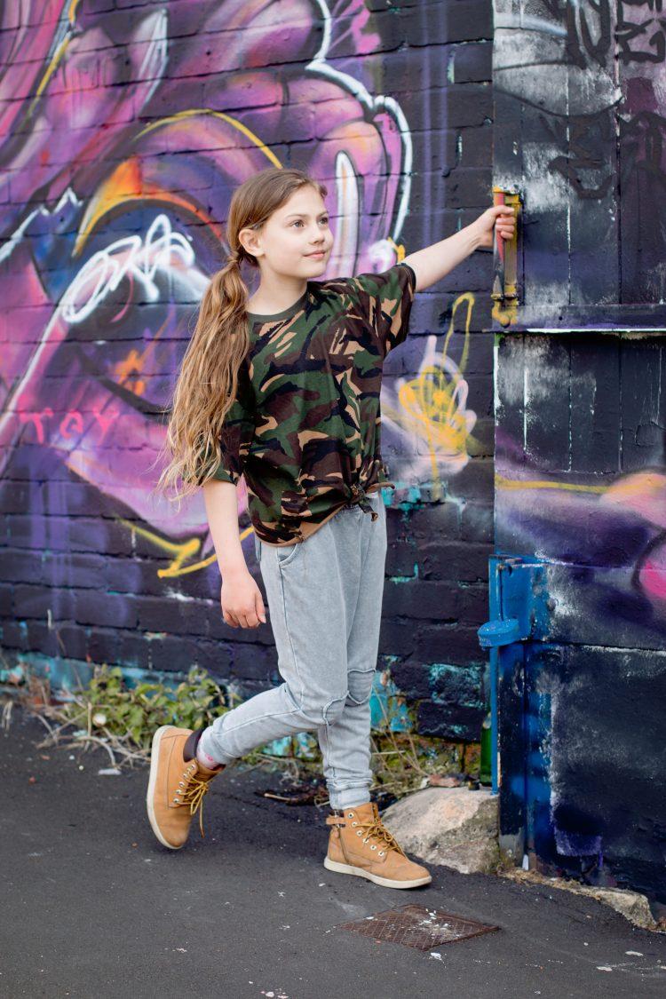 Kids fashion Ouseburn newcastle by RJM Photography