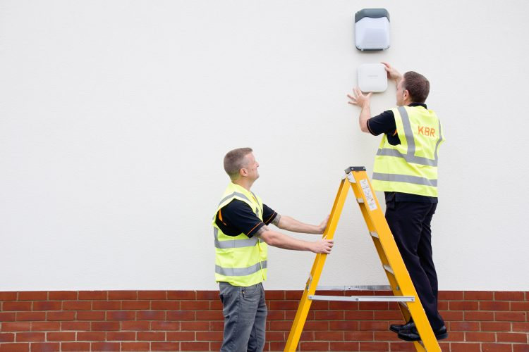 commercial installation photography newcastle by rachel mcclumpha