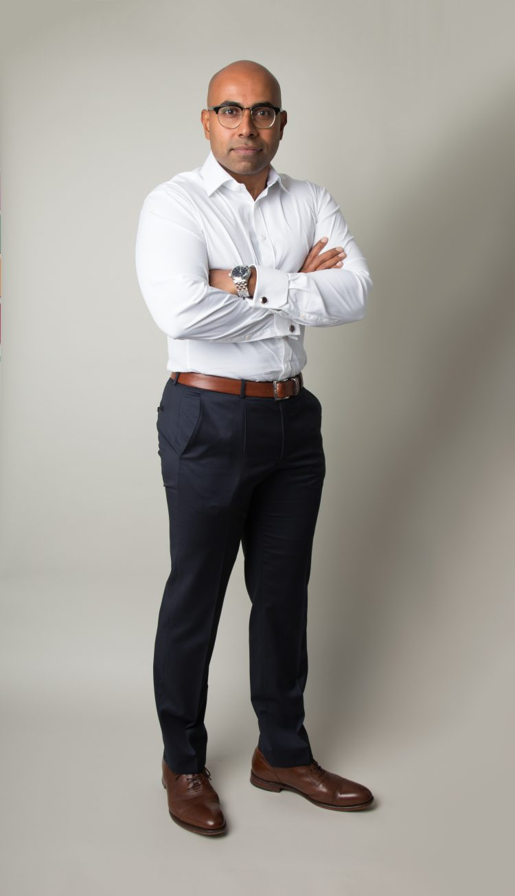 Male corporate headshot for business Newcastle